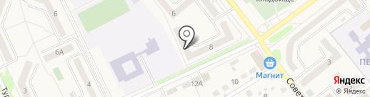 Оазис на карте Товарково