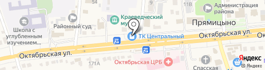 Иван да Марья на карте Прямицыно