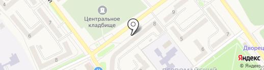Лекарь на карте Товарково