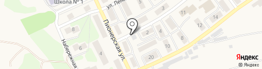 Престиж на карте Товарково