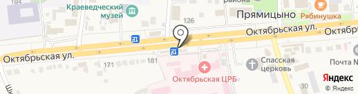 Надежда на карте Прямицыно
