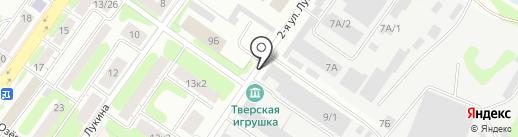 ПрофВет на карте Твери