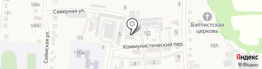 Районные вести на карте Прямицыно