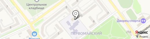 Детский клуб раннего развития на Советской на карте Товарково