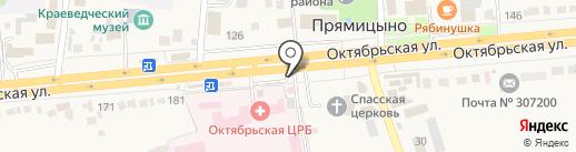 Сеть аптек на карте Прямицыно