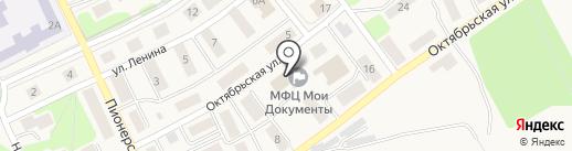 Велл на карте Товарково