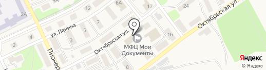 Мои документы на карте Товарково