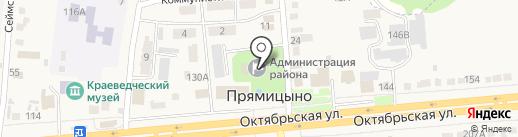 Мои документы на карте Прямицыно