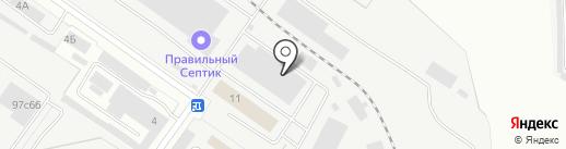 Лебедка 69 на карте Твери