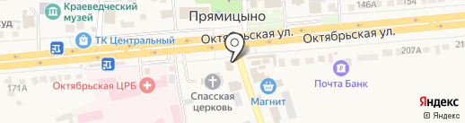 Продукты на карте Прямицыно