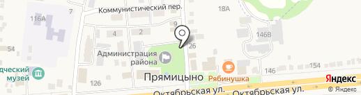 Курскстат на карте Прямицыно