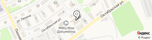 Баня на карте Товарково