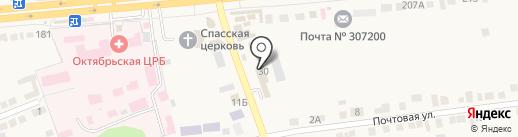 Прямицыно, ПО на карте Прямицыно