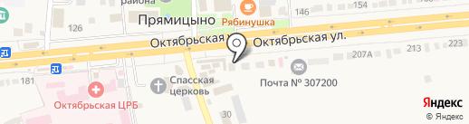 Магазин №12 на карте Прямицыно