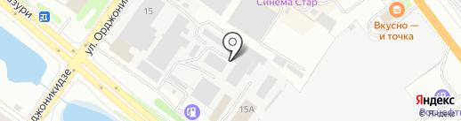 АСГАРД на карте Твери