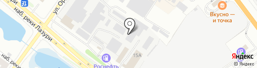 Баско Авто на карте Твери