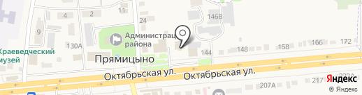 Рябинушка на карте Прямицыно