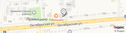 Строймаркет на карте Прямицыно