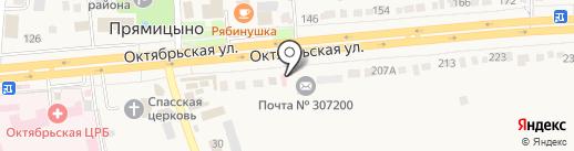 Аптека на карте Прямицыно