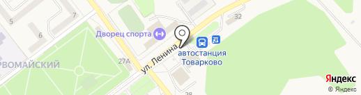 Сервис Строй СТМ на карте Товарково