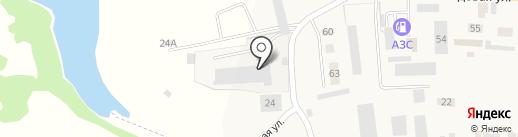 МонтажСпецСтрой на карте Прямицыно