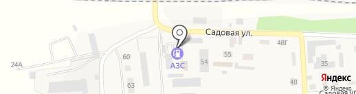 Шиномонтаж на карте Прямицыно