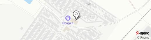ПрофиКар на карте Твери