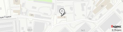 АКВИЛОН на карте Твери