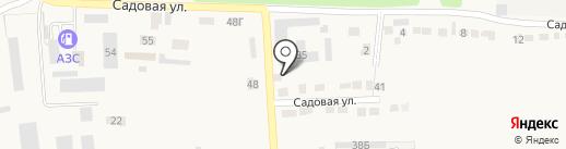Магазин продуктов на карте Прямицыно