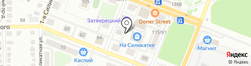 Магазин игрушек на карте Твери