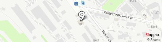 Ломбард Капитал на карте Твери