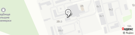 Лидер Авто на карте Твери