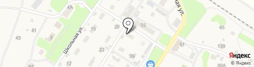 Магазин хозтоваров на карте Товарково