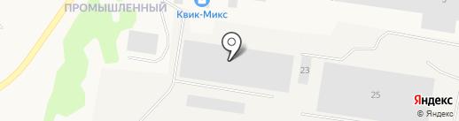 КЗСМ на карте Товарково