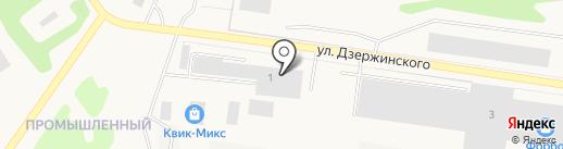 Фильтр на карте Товарково