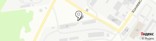 Трэйд инжиниринг Тверь на карте Твери