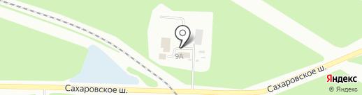 Банный день на карте Твери
