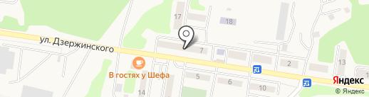 Почтовое отделение №2 на карте Товарково