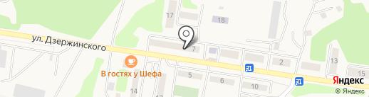 Уют на карте Товарково