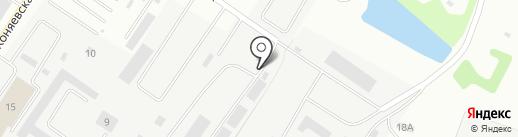 Тент сервис на карте Твери
