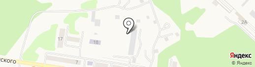 Исправительная колония №3, ФКУ на карте Товарково