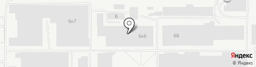 Орловская Стекольная Компания на карте Орла