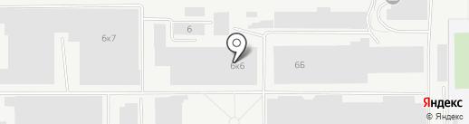 ФЛАКС на карте Орла