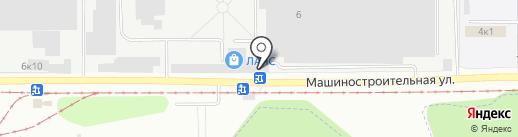 Производственно-коммерческая фирма на карте Орла