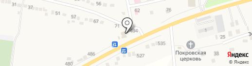 Ветерок на карте Прямицыно