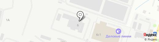 Стройдекор на карте Твери
