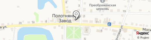 Азбука вкуса на карте Полотняного Завода