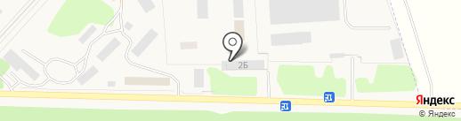 Исправительная колония №2 на карте Товарково