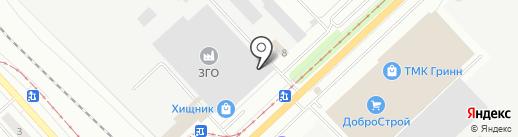 СпецСтройКомплект на карте Орла