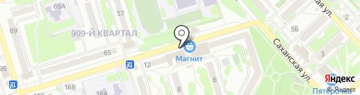 Роспечать на карте Орла
